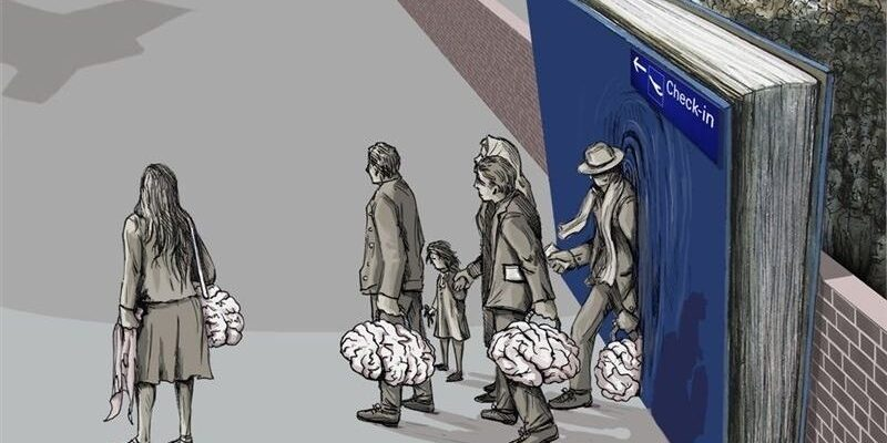 مهاجرت نخبگان