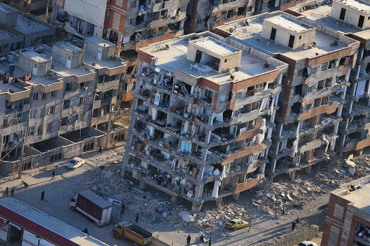 شدت زلزله-زلزله چیست