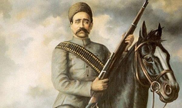 ستارخان - قهرمان ملی